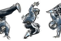 Dancetale art