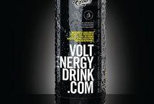 Energy drink packaging