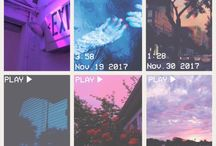 aesthetic Stimboards, moodboards