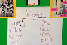 School Stuff- Penguins / by Crystal Kelly