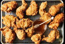 en çıtır tavuk