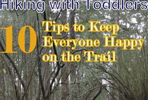 Hiking & Camping with Kids