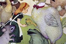 Alice in W:Art/Majorie Torrey / Alice in wonderland (illustrator)