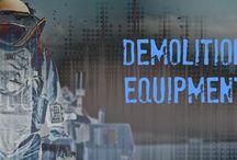 EOD Demolition Equipment