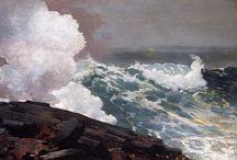 Seascape/Water Paintings