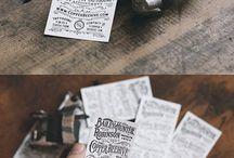 •letterpress