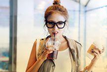 spectacles / by Rachel Osborne