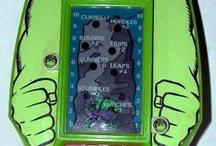Toys 'n Games - Vintage electronics / Vintage electronic toys / by Alex Vining