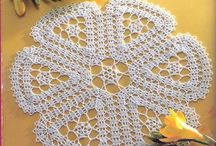 LOVELY DOILIES (TO MAKE) / MY TO-DO list :)