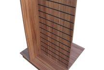 Slatwall Display Stands