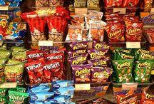 Aperitivos y snacks / Un mundo de apetitivos