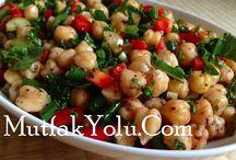diyet salatalar