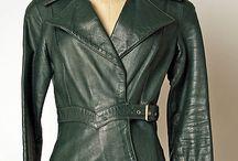 Margaux leather jacket