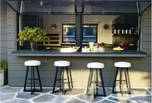 External Kitchen Bars