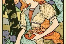 Artist: Eugene Grasset