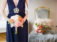 Something Blue | Blue wedding inspiration from twobirds Bridesmaid / Does your bridesmaids wearing it count?