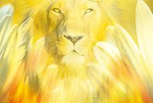*Lion of Judah / He came as the Lamb of God and Will return as the Lion of the Tribe Judah / by 🎋💕C¥nThia💕🎋