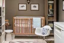 Creative Baby Nursery Ideas / A selection of amazing baby nursery ideas, curated by PropertyPal