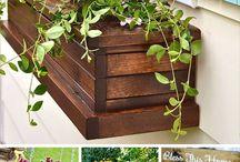 Planter boxs
