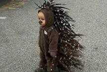 süße Baby kostüme