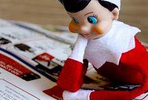 Elf On The Shelf / by Cindy