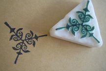 Stamping/printing / by Lynda Shoup