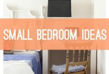 Tiny guest room ideas