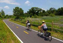 Biking / Cycling