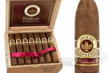 Cigars // Joya de Nicaragua / Click through to our site for even more options on shapes and wrappers.