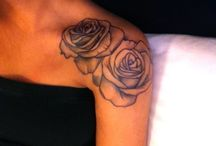 Tattoos I like.