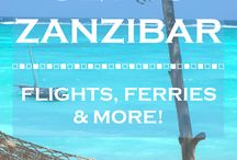 Planning a trip to Zanzibar! / All about Zanzibar...how to get there, where to stay, what (and where!) to eat, what to pack and more!