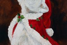 Dog natale / by Laura