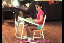 Table mate telebuy / Table mate 2 is really superb!!!.... flexible to any kind of work.. is a multipurpose portable table. You can use it for eating, as a laptop table, study desk, reading, writing, drawing, arts and crafts, board games, as outdoor tray table, trade shows, gardening, patio tray table, serving table, ... or for any other purpose! visit: http://www.tbuy.in/tablemate-2.html              youtube :https://www.youtube.com/watch?v=pyfzXam055U