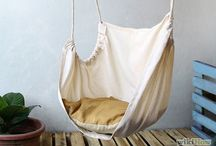 Hammock sewing