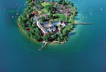 Urlaub Chiemgau / Der Chiemgau im östlichen Bayern als Urlaubsort