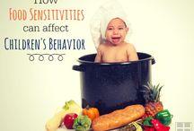 Food sensitivities in Children