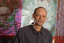 VIDEOS AT WORK / Videos presenting French-American artist Jean-Pierre Sergent working process and exhibitions