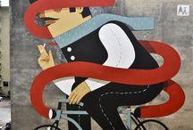 illustration>murals