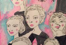 Art - Journal Art By Petras - Art