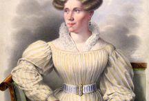 Biedermeier / Fashion 1828-1840