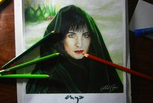 Color Pencil Art (Lord Ryan Art)