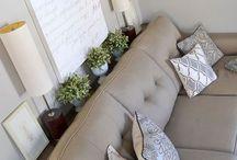 Living room magic