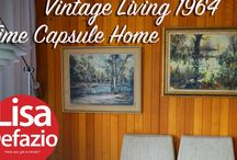 Vintage Retro Living