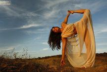 yoga stuff / by Hillary Libby