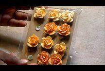 fiori, farfalle e fiocchi