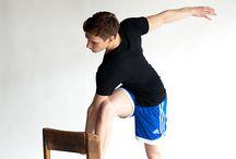 Stretch, correct, massage