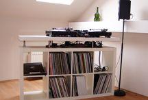 Studio/DJ setup