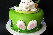 Easter - Ostern / Cake and food ideas for Easter - Kuchenideen für Ostern