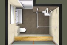 Sanidrome IJsselmuiden Grootebroek Voorbeeld3 gerealiseerde badkamer en toilet / Sanidrome IJsselmuiden uit Grootebroek toont graag de door hen gerealiseerde badkamer en toilet.
