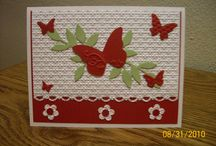 Cards...Any Occasion...Butterflies / by Doris Amey-Ketcham
